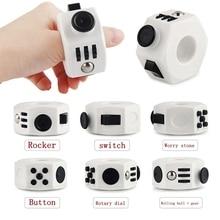 Decom пресс-ионная игрушка, магический антистрессовый куб, игрушка для снятия стресса и тревоги, De пресс-ион, анти-куб для детей и взрослых