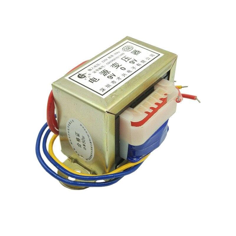 Image 5 - transformador 50W power audio transformer input 380V220V to AC 6V9V12V15V18V24V30V36V110V single double AC transformerTransformers   -