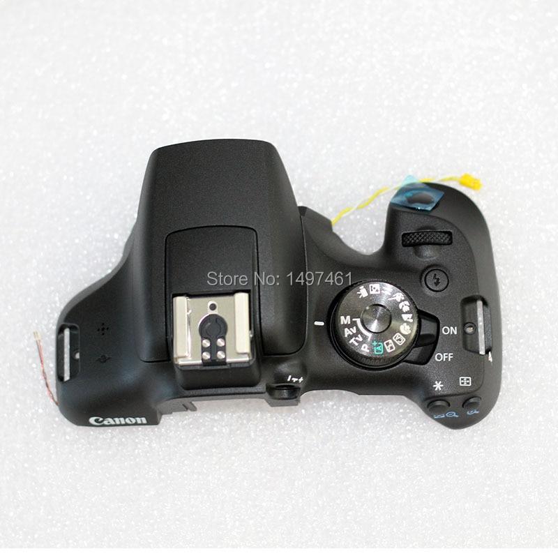 Nouveau couvercle complet pièces assy pour Canon EOS 1300D; rebelle T6; Kiss X80; DS126621 SLR