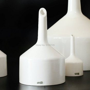 1PC 40mm to 150mm Porcelain Buchner funnel Chemistry Laboratory Filtration Filter Kit Tools Porous Funnel