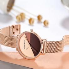 1 Set Bracelet & watch  Japan Quartz Lady Stainless Steel