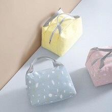 Горячая термальная сумка для еды водонепроницаемая сумка для бутылок термо портативный детский термоизоляционный для продуктов сумка для переноски для кормления детские сумки для пикника