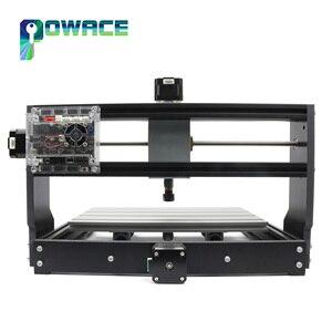 Image 4 - [EU Free Ship] USB 3018 Pro 3 Axis DIY Mini GRBL Control PCB PVC Laser Engraving ER11 Milling Machine Wood Router