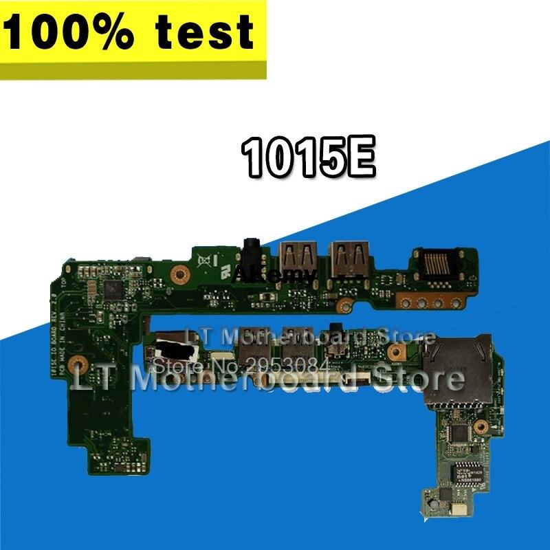 Para For Asus 1015 1015e portátil de áudio usb io placa interface placa leitor placa som testado bem