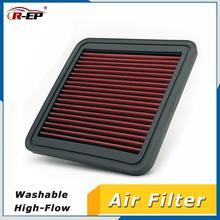 R EP zimne powietrze wymiana filtra samochód sportowy pasuje do Subaru Forester Impreza Liberty Tribeca WRX STI XV wysoki przepływ filtry wlotowe