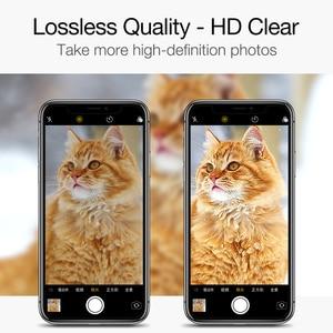 Image 5 - Cafele 2 pièces appareil photo protecteur dobjectif verre trempé pour iPhone 11 pro max Ultra mince 9H verre de protection dur pour iPhone 11 pro max
