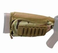 الصيد التكتيكية بندقية خيرة الخد بقية قذيفة حامل الذخيرة الناقل حقيبة الادسنس ملحقات المسدس رصاصة خرطوشة ماج الحقائب-في الحقائب من الرياضة والترفيه على