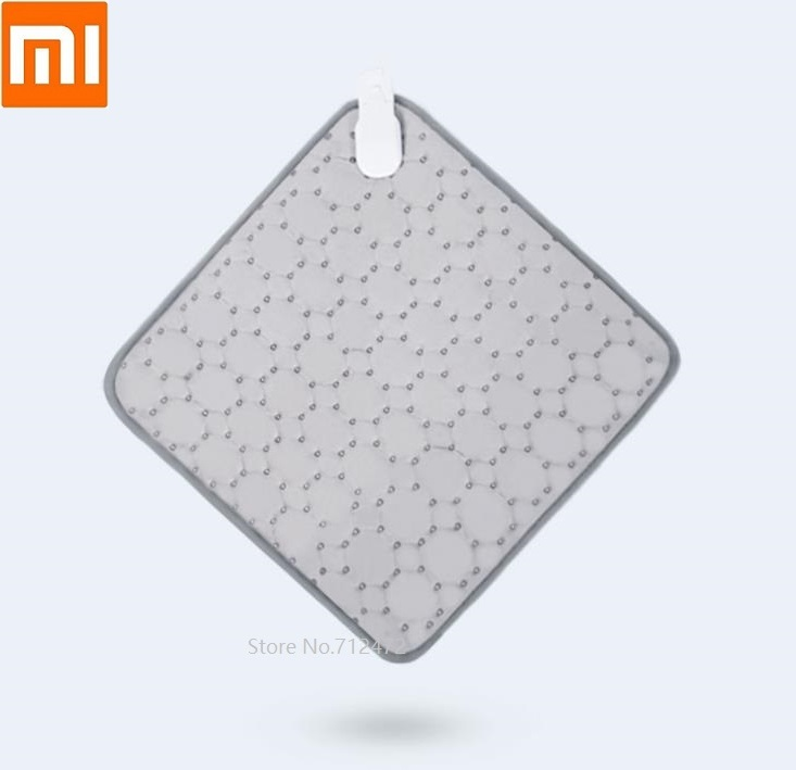 Xiaomi Home Office Remove Mites Physiotherapy Heating Pad Convenient Washing Safety Soft And Comfortable Heating Cushion