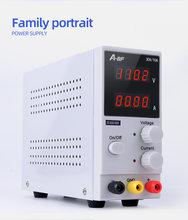 A-BF micro ajustável dc fonte de alimentação SS-B3010D avançada manutenção 30v10a ajustável comutação pequena fonte de alimentação