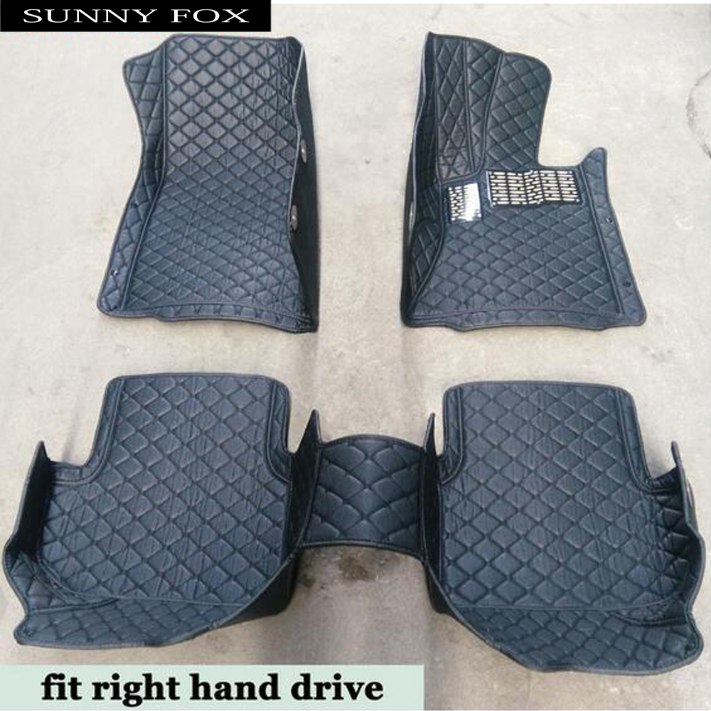 Right hand drive/RHD specially for Mercedes Benz S class W222 W221 S400 S500 S600 L luxury car styling rugs carpet liners image
