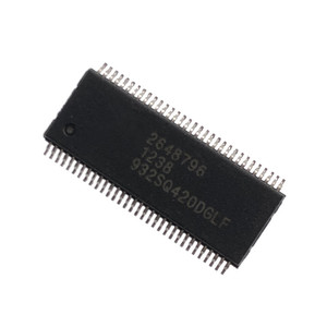Image 1 - 5 sztuk ICS932SQ420DGLF TSSOP 64 932SQ420DGLF TSSOP64 ICS932SQ420 932SQ420 nowy i oryginalny