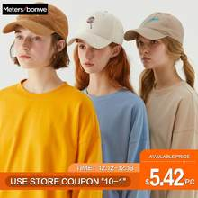 Metersbonwe Basic Hoodies For Women Streetwear Female Autumn Solid Colour Hoodies Casual Sweatshirt 2019 New Hip Pop Tops(China)