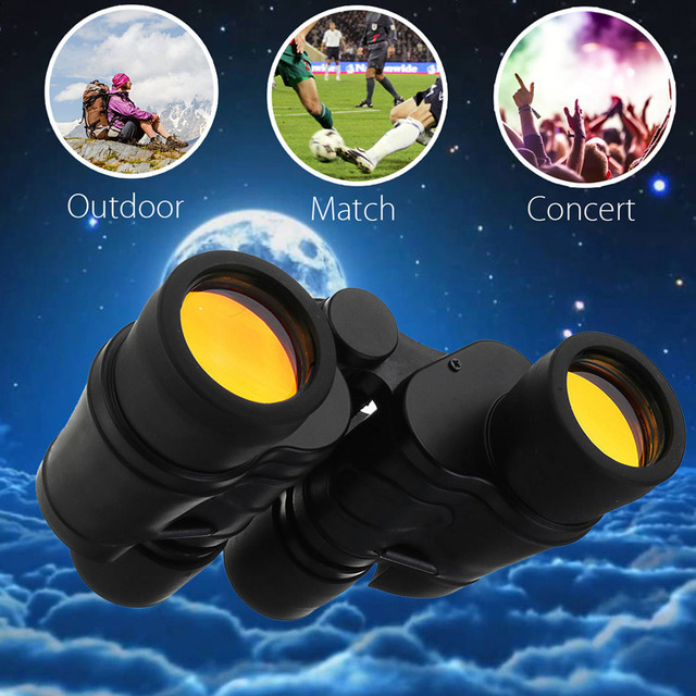 New Hot 60X60 Zoom Day/Night Vision Outdoor HD Binoculars Hunting Telescope with Case SMR88 5