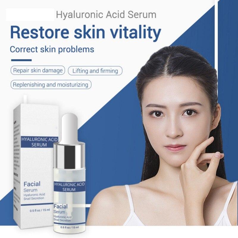 New High Quality Useful Hyaluronic Acid Serum Anti-Aging Moisturizing Skin Care Oil Control