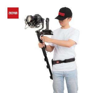 Image 4 - Ceinture de caméra de photographie multifonctionnelle pour grue ZHIYUN 3 laboratoire/laboratoire de désherbage/grue 2 accessoires de stabilisateur de poche sangle