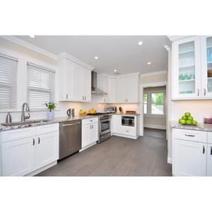 White shaker kitchen cabinet modern designs