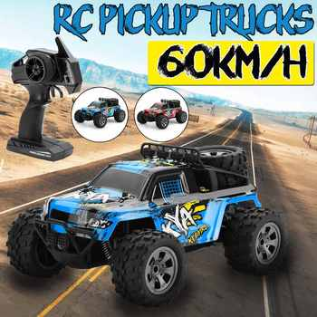 2.4G RC 1:18 Car RC 4WD Car High Speed Drive Drift Racing USB Charging Remote Control Vehicle Electronic Hobby Toys for Children