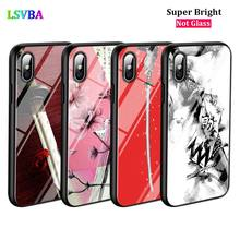 Black Cover Japanese Samurai for iPhone X XR XS Max for iPhone 8 7 6 6S Plus 5S 5 SE Super Bright Glossy Phone Case black cover japanese art for iphone x xr xs max for iphone 8 7 6 6s plus 5s 5 se super bright glossy phone case