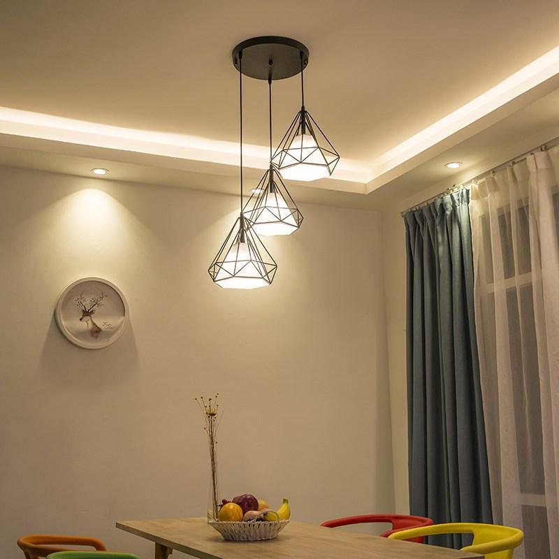 Drop Light Hanging Pendant Lamp For Restaurant Dining