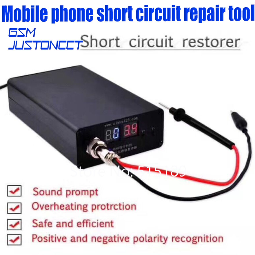 Mobile Phone  Short Killer Short Circuit Repair Tool Box For Motherboard Detection Fast Repair Trouble