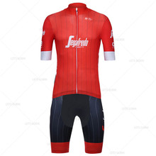2019 Mens Cycling Jersey Set (2 Pieces) Tenue Cycliste Homme Clothing MTB Triathlon Breathable Quick Drying