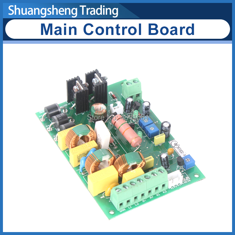 Mini Lathe Main Control Board/SIEG C1-117 Circuit Board/XMT-1115(110V) XMT-2315(220V)/Control Panel Assembly PCB