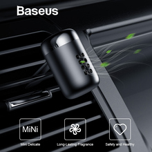 Baseus Car Air Freshener Aromatherapy Auto Outlet Perfume Long-lasting Fragrance Clip Diffuser Solid