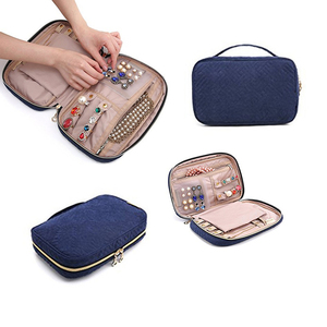 Jewelry Box Portable Storage J