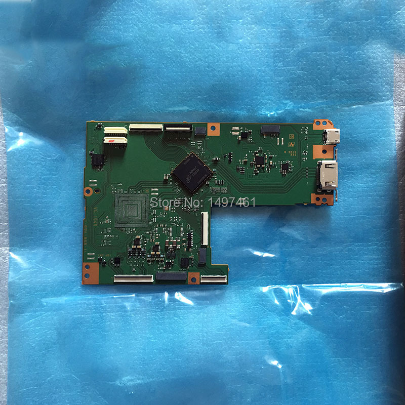 New Main Circuit Board Motherboard PCB Repair Parts For Sony HXR-NX100 NX100 Camcorder
