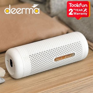 Image 1 - 2020 New Mini Dehumidifier home Wardrobe Air Dryer clothes dry heat dehydrator moisture absorbe Deerma DEM CS10M