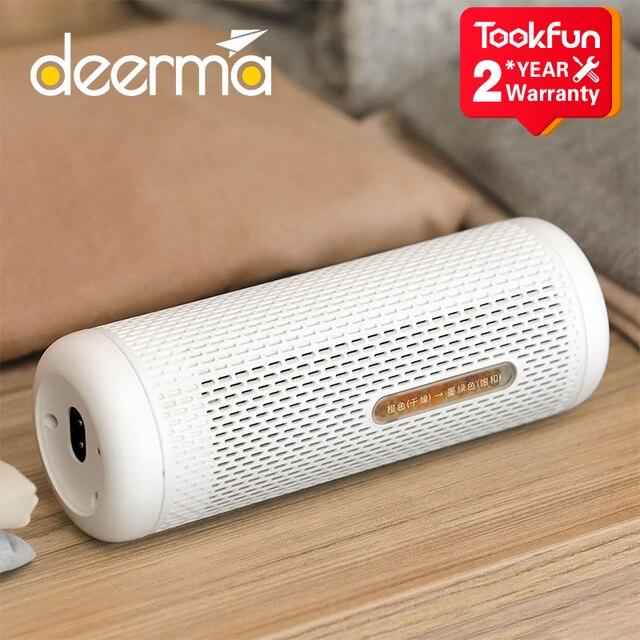 2020 New Mini Dehumidifier home Wardrobe Air Dryer clothes dry heat dehydrator moisture absorbe Deerma DEM CS10M