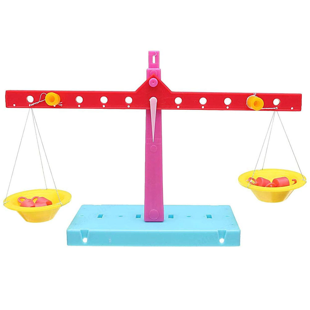 Crianças alavanca princípio escalas educação precoce brinquedos experimentais ciência física ferramentas de ensino diy brinquedos educativos