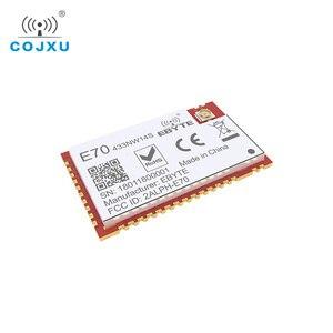 Image 4 - E70 433NW14S yıldız ağ CC1310 433 mhz SMD kablosuz alıcı IoT 14dBm 433 mhz IPEX anten verici ve alıcı