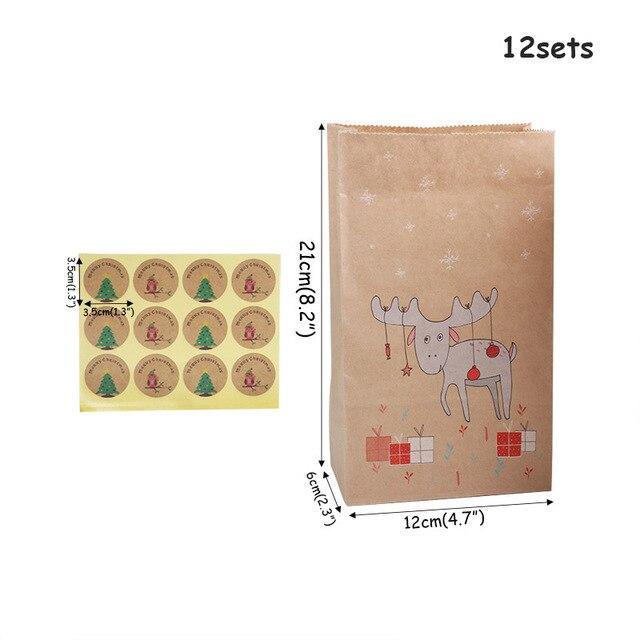 12 spcs bags 1