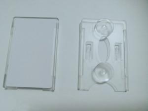 Image 2 - جودة UHF تتفاعل بطاقة مصاصة شفط حامل ملصق الزجاج الأمامي uhf حامل بطاقة سيارة سيارة الزجاج علامة للوصول التحكم وقوف السيارات