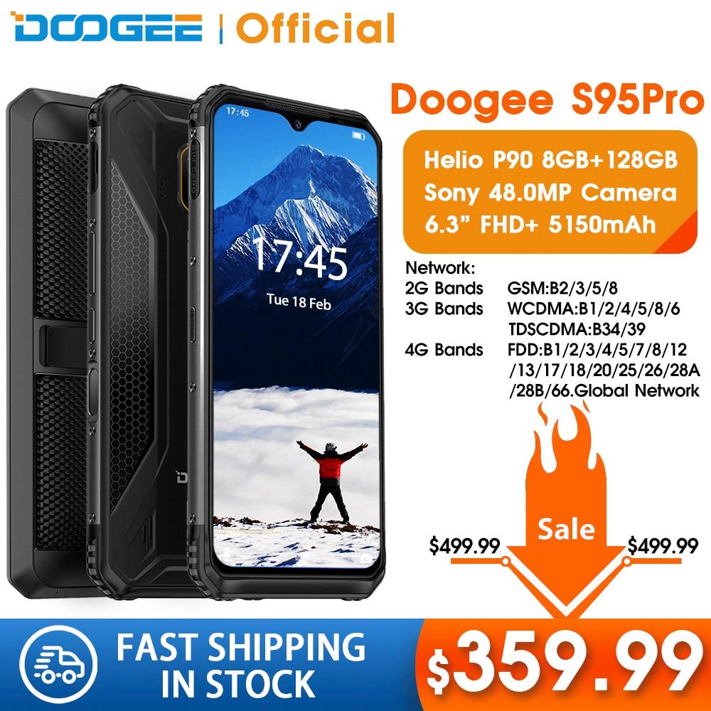 IP68/IP69K DOOGEE S95 Pro…