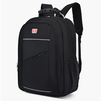 Unisex Backpacks 15.6'' Laptop Backpack Large Capacity Multifunctional Waterproof Multi-layer Travel Bag Fashion Schoolbag 8