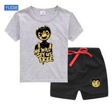 Комплекты одежды для мальчиков модные комплекты малышей комплект