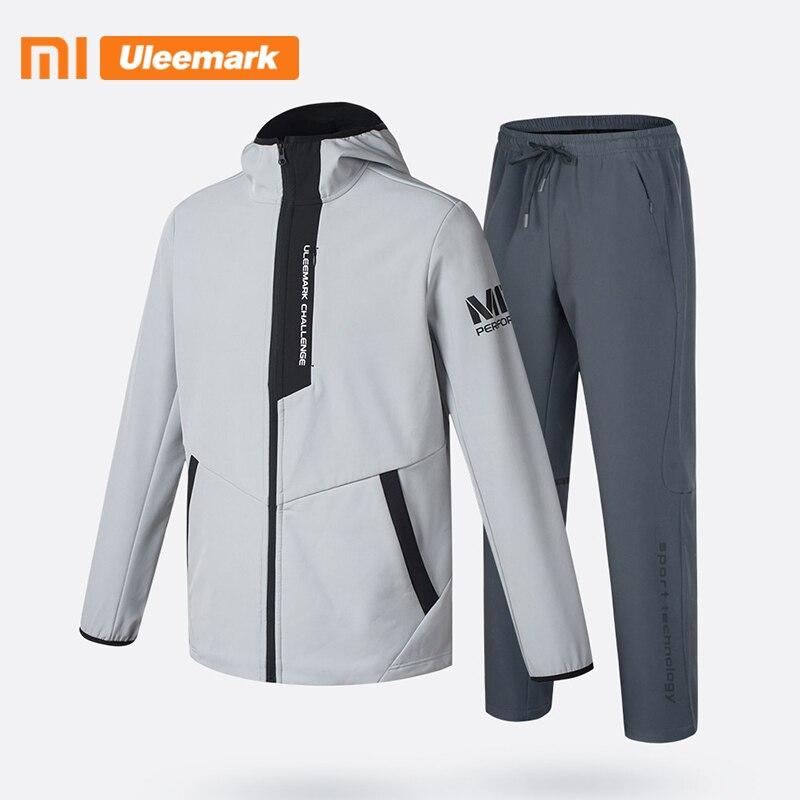 Xiaomi Uleemark Men's Water-Resistant Softshell Jacket