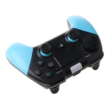 Wireless Bluetooth4.0 Gamepad Vibration Touch Screen Controller for PS4/PC/STEAM 090F