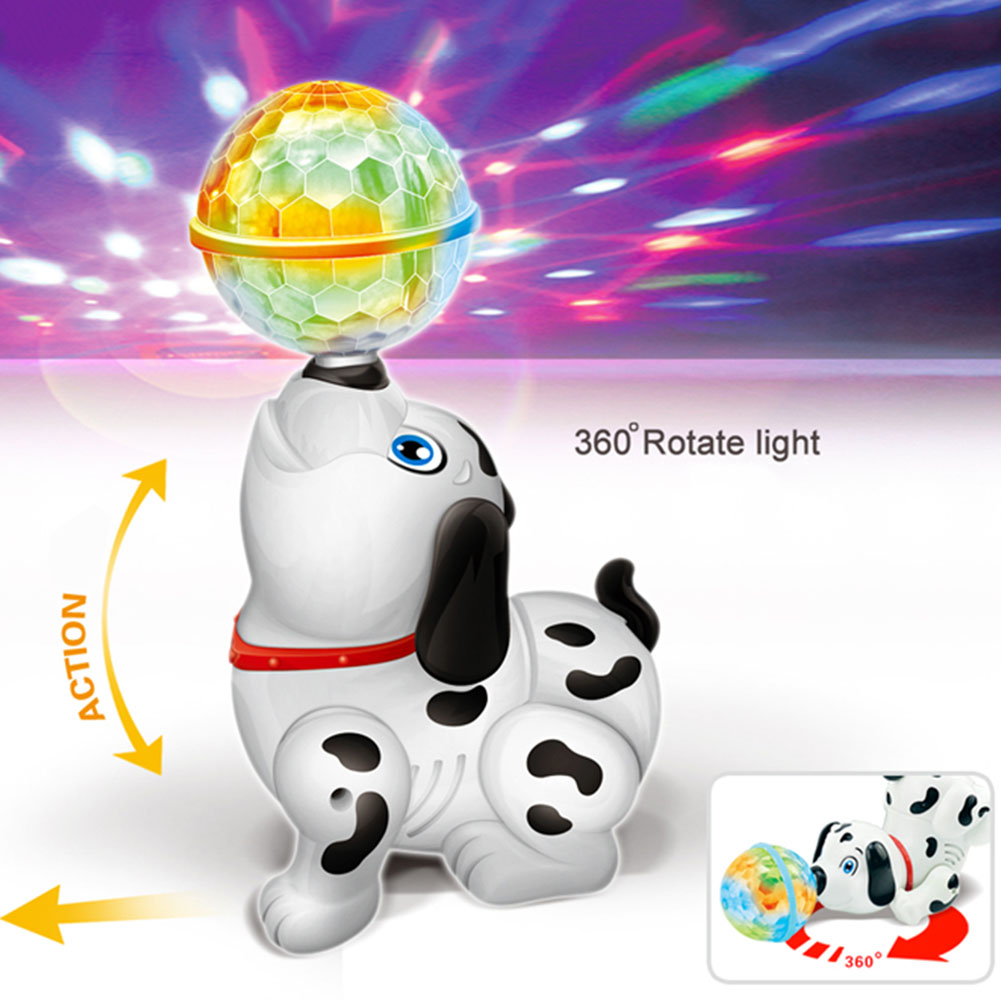 Kids Gift Child Musical Funny Walking Dog Interactive Singing Electronic Toys Pet