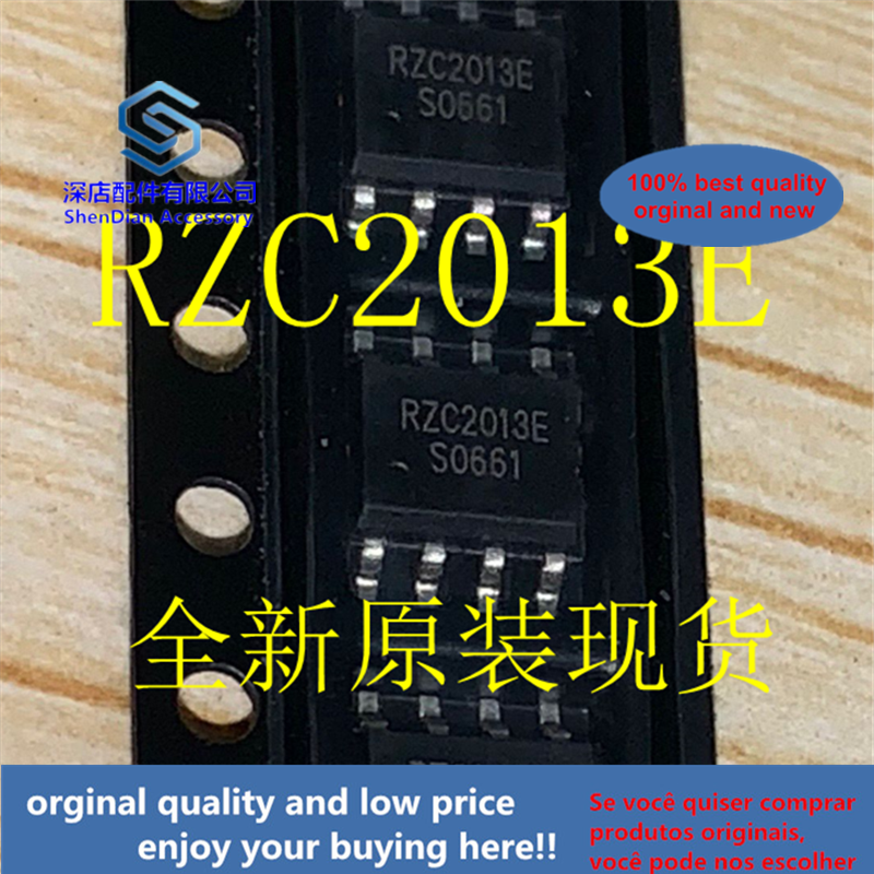 20pcs 100% Orginal And New RZC2013E RZC SOP8 RZC2013  Best Qualtiy