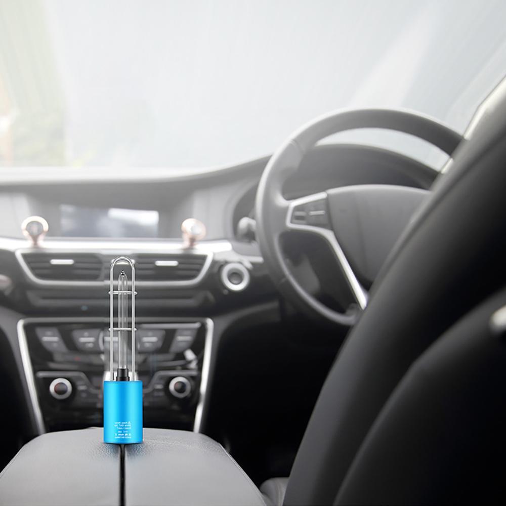 5W Car UV Sterilizer Light Ultraviolet Light Bulb USB Powered UV Germicidal Lamp Kill Dust Mite Eliminator UV For Bedroom