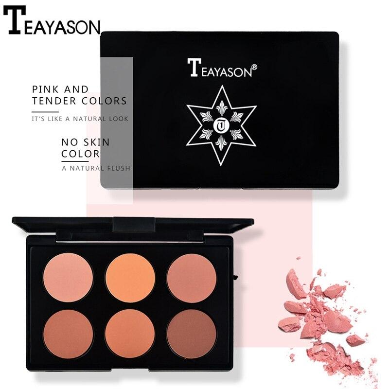 Teayason Pink Tender Colors