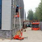 8m hydraulic lifting...