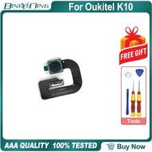 Wysokiej jakości nowa oryginalna kamera tylna 16.0MP moduł dla Oukitel K10 aparat z tyłu Smartphone naprawa akcesoria zamienne części