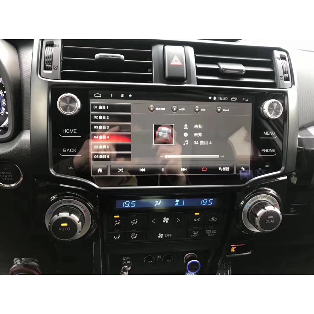 Chogath 9.7 inch car Multimedia Player Quad Core Android 8.0 Car Radio GPS Navigation for <font><b>Toyota</b></font> <font><b>4Runner</b></font> image