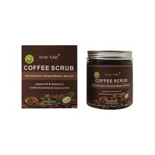 ISNER MILE Natural Organic Formula Coffee Scrub Facial Exfol