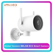 Камера Mijia Aplicativo De Câmera De Segurança Wi fi Ao Ar Livre Câmera IP Inteligente Monitor de CCTV IP66 Nuvem De Armazenamento À Prova D Água visão Noturna