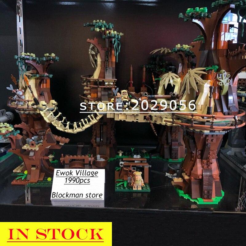 05047 Star Wars Ewok Village Building Blocks Compatible 05063 05027 05132 05038 05063 05028 05147 05045 05036 05038 81049